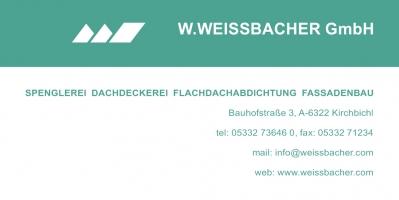 Weissbacher - Strawanzen