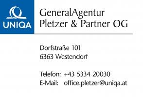 Uniqa Pletzer & Partner OG - Strawanzen